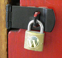WordPress security image based on image by Net Efekt