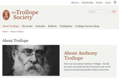 Trollope Society